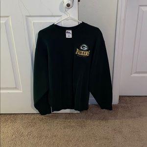 Green Bay packer sweater